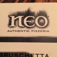 Photo taken at Pizzeria Neo by Shane on 3/8/2015