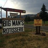 Photo taken at big man's rotisserie by Karma on 7/14/2014