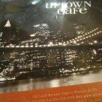 Photo taken at Uptown Cafe by Jon F. on 9/19/2012