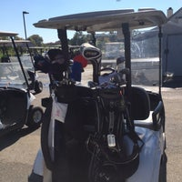 Photo taken at Forest Park Golf Course by Jon F. on 10/17/2014