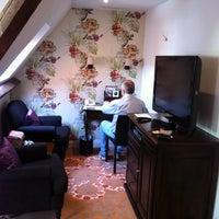 Photo taken at Prinsenhof Hotel by Michelle D. on 9/1/2013