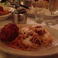 Photo taken at Carmine's Italian Restaurant - Upper West Side by Jorge C. on 4/20/2013