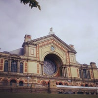 Photo taken at Alexandra Palace by Thaisa M. on 6/29/2013