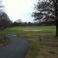 Photo taken at Green Knoll Golf Course by Jake M. on 12/31/2013