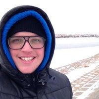 Photo taken at Missouri River by Guilherme on 1/21/2013