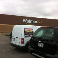 Photo taken at Walmart Supercenter by Lisa C. on 10/19/2013