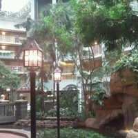 Photo taken at Embassy Suites by Hilton Pittsburgh International Airport by Brett S. on 11/11/2012