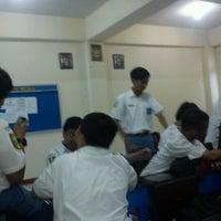 Photo taken at SMA Muhammadiyah 2 Surabaya by Febradhana I. on 9/18/2012