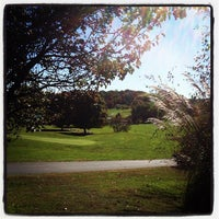 Photo taken at Geneva Farm Golf Course by Jennifer on 10/23/2012
