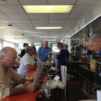 Photo taken at Ted's Luncheonette by Odie C. on 12/21/2012
