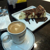 Photo taken at Prediletto Café by Leonardo P. on 4/27/2013