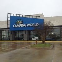 Photo taken at Camping World by Thomas F. on 3/23/2013