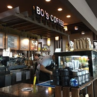 Photo taken at Bo's Coffee by 소정 김. on 8/16/2016