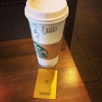 Photo taken at Starbucks by Caleb G. on 3/1/2013