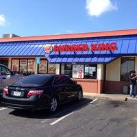 Photo taken at Burger King by Tom V. on 7/14/2014