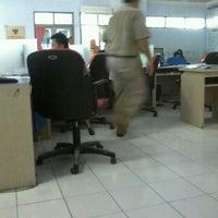 Photo taken at Dispenduk & Capil Kota Kediri by Anas Wildanu R. on 12/11/2012