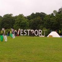Photo taken at Westport business park by Elisabetta D. on 6/30/2013