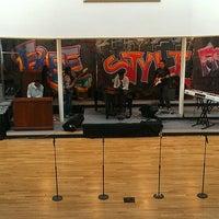 Photo taken at First Corinthian Baptist Church by Ian C. on 2/15/2013
