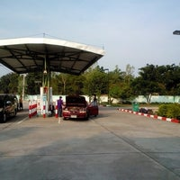 Photo taken at gas station ตาก สาย 1 by Degaze B. on 12/9/2013