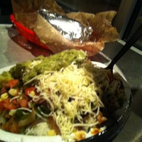 Photo taken at Chipotle Mexican Grill by Collin S. on 3/18/2013