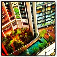 Photo taken at The ZON All Suites Residences on the park KL by Amiel Christian on 5/25/2013