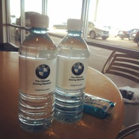 Photo taken at Co's BMW Center by Hyewon L. on 3/20/2014