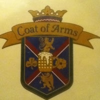 Photo taken at Coat of Arms Pub and Restaurant by Adam S. on 2/6/2013