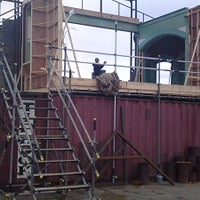 Photo taken at Quality Solution Scaffolding by Quality S. on 9/19/2016