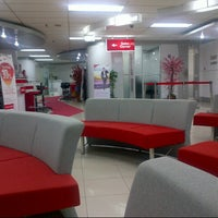 Photo taken at GraPARI Telkomsel by steven w. on 12/4/2012