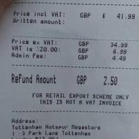 Photo taken at VAT Refunds by l'Antenno on 5/16/2014