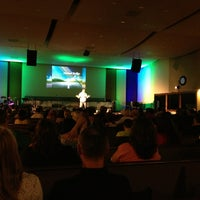 Photo taken at River Rock Church by Dale C. on 7/7/2013
