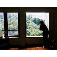 Photo taken at Padma Hotel Bandung by Rahayu P. on 8/12/2014