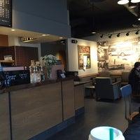 Photo taken at Starbucks by Ben on 1/11/2015
