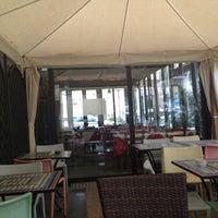 Photo taken at Hotel Il Ponte by Reto on 5/5/2013
