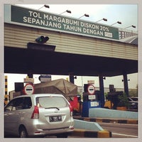 Photo taken at Tol Margomulyo by Isaac Y. on 12/2/2013