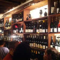 Photo taken at Le Garde-Robe by Paris by wine on 9/14/2012