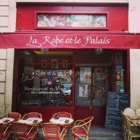 4/24/2013にParis by wineがLa Robe et le Palaisで撮った写真