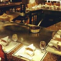 Photo taken at Teppanyaki Restaurant Sazanka by John on 9/24/2012