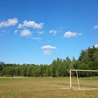 """Photo taken at Стадион """"Биолог"""" by Koško K. on 7/20/2014"""