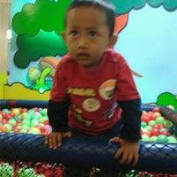 Photo taken at Toserba YOGYA by Tatang B. on 10/12/2013