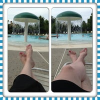 Photo taken at The Pool by StephQJ on 5/30/2013