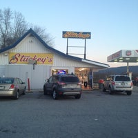 Photo taken at Stuckey's by Leslie S. on 4/6/2013