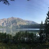 Photo taken at Phelps Lake by Leslie S. on 8/27/2017