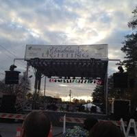 Photo taken at Alpharetta, GA by Leslie S. on 11/30/2012