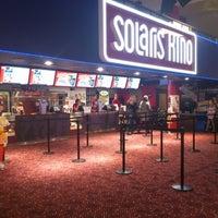 Photo taken at Apollo Kino Solaris by Sergei T. on 10/24/2012