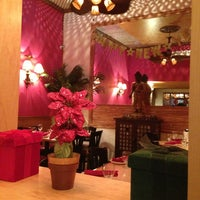 Photo taken at Mambo Tea House by M R. on 1/1/2013