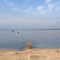 Photo taken at Golfo Aranci by Rachele Z. on 8/31/2013