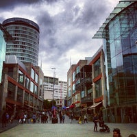 Photo taken at Bullring Shopping Centre by Simone Santo on 8/9/2013