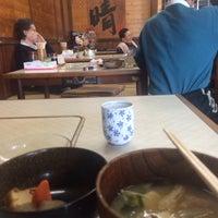 Photo taken at 都食堂 by Takayuki N. on 3/6/2014