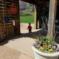 Photo taken at Reiman Gardens by Miranda C. on 4/22/2017
